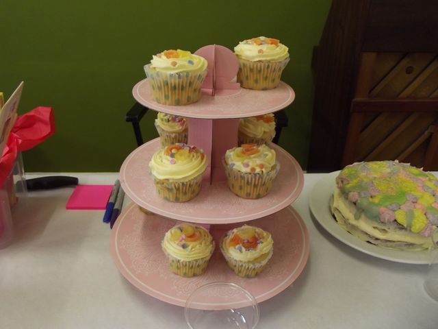U14 Cup cakes